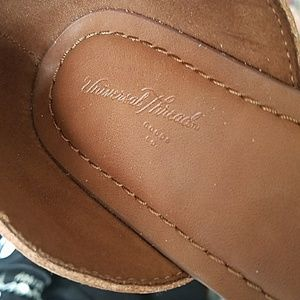 Universal Thread Shoes - Brown sandals size 8